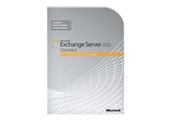 Microsoft Exchange Server 2010 Standard Edition