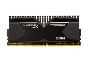 HyperX Predator &#45 16GB: 4x4GB &#45 DDR4 &#45 3000MHz &#45 DIMM 288-PIN