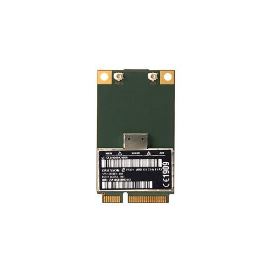HP hs2350 - trådløs mobilmodem - 3G