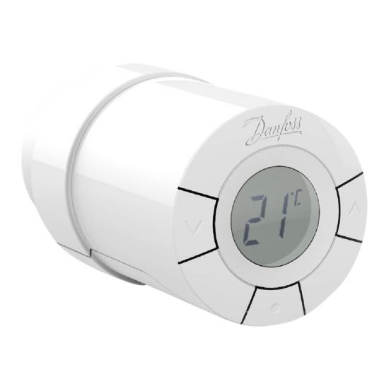 NorthQ Danfoss Living Connect - termostat