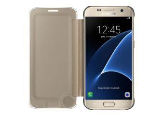 Samsung Clear View Cover EF-ZG930 flipomslag til mobiltelefon