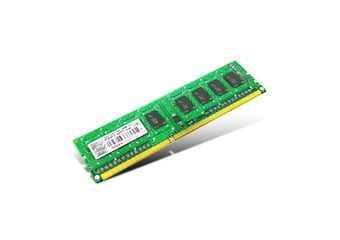 Transcend &#45 2GB &#45 DDR3 &#45 1333MHz &#45 DIMM 240-pin