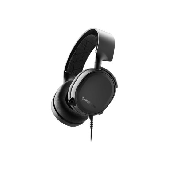 SteelSeries Arctis 3 Black - 2019 Edition - headset
