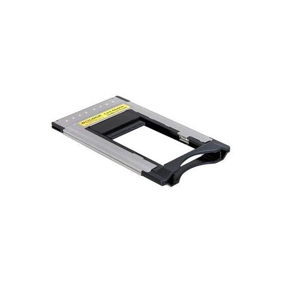 DeLOCK PCMCIA CardBus Adapter to Express Card - ExpressCard adapter - CardBus