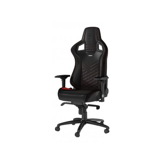noblechairs EPIC Series Faux Leather Black/Red