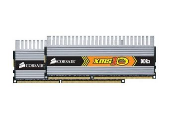 Corsair XMS3 DHX &#45 4GB: 2x2GB &#45 DDR3 &#45 1333MHz &#45 DIMM 240-pin