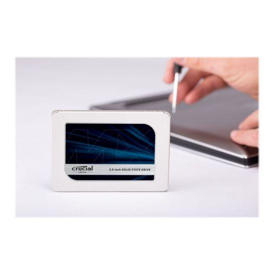 Crucial MX500 &#45 500GB - SATA 6 Gb/s - 7 pin Serial ATA