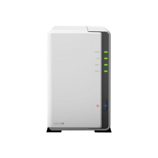 Synology Disk Station DS218j - NAS-server - 0 GB