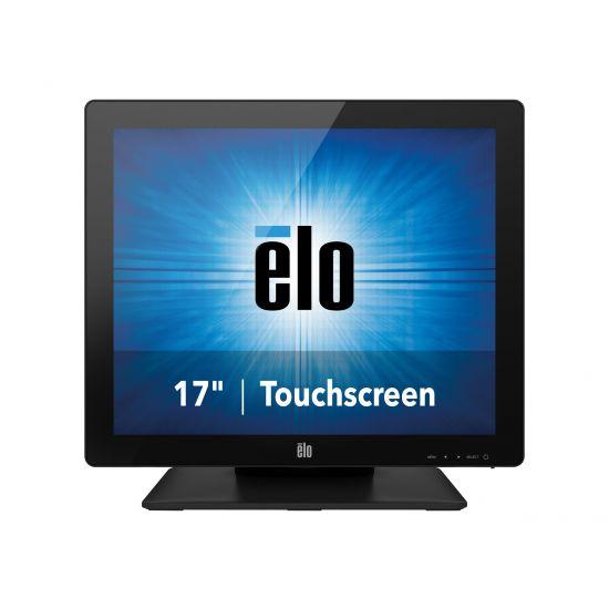 """Elo Desktop Touchmonitors 1717L AccuTouch Zero-Bezel &#45 LED-Skærm 17"""" 5ms - 1280x1024 ved 75Hz"""