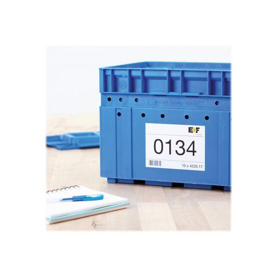 HERMA Special - etiketter til filmapper - 25 etikette(r) - A4 - 90 g/m²