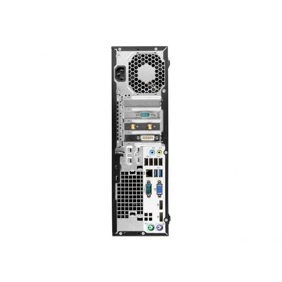 HP EliteDesk 705 G2 - SFF - A10 PRO-8750B 3.6 GHz - 8 GB - 128 GB