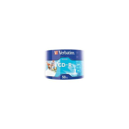 Verbatim DataLife - CD-R x 50 - 700 MB - lagringsmedie