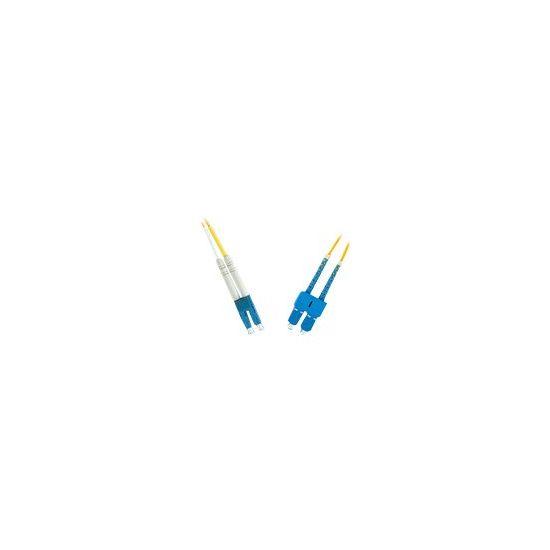 MicroConnect netværkskabel - 2 m. - gul
