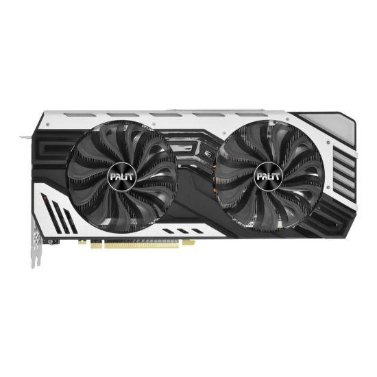 Palit GeForce RTX 2070 JetStream &#45 NVIDIA RTX2070 &#45 8GB GDDR6 - PCI Express 3.0 x16