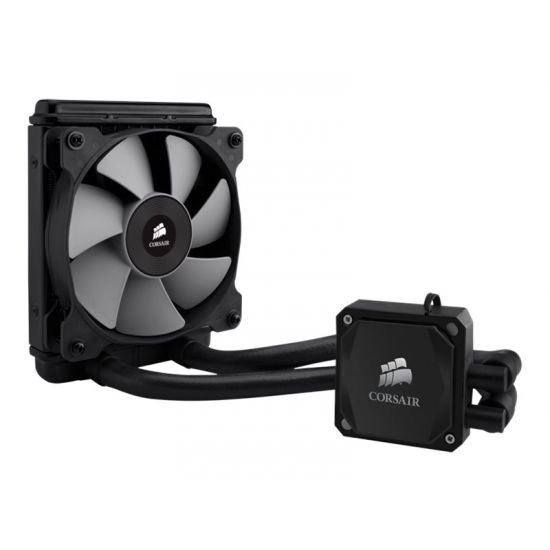 CORSAIR Hydro Series H60 High Performance Liquid CPU Cooler - processors flydende kølesystem