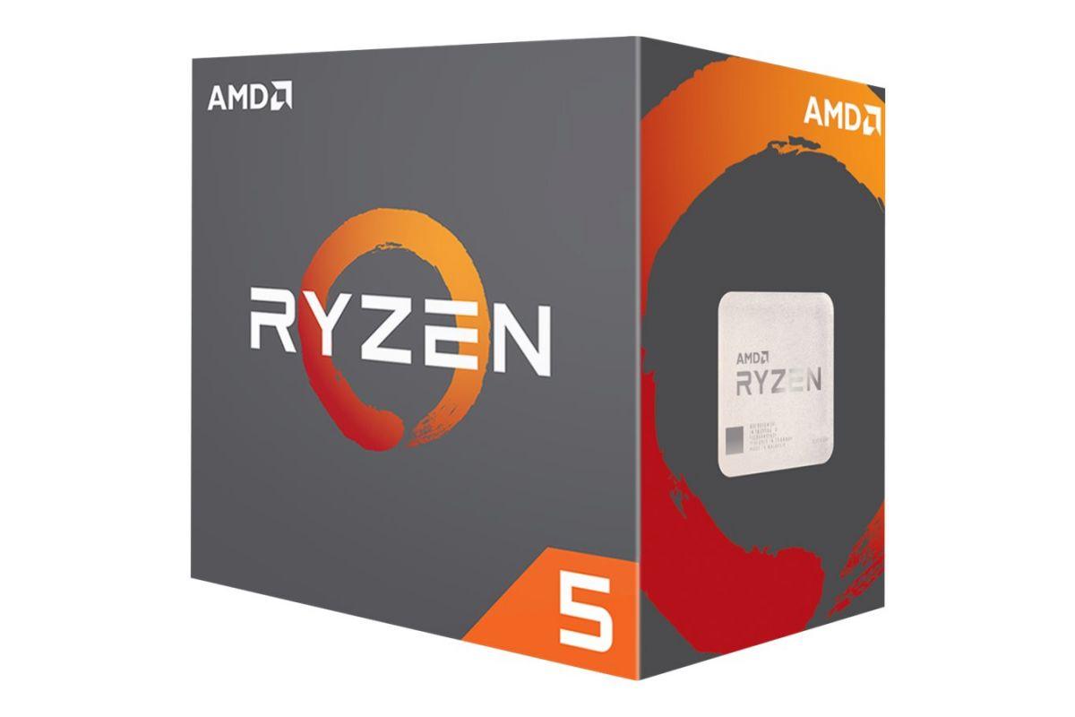 AMD Ryzen 5 1600X / 3.6 GHz Processor