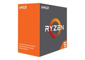 AMD Ryzen 5 1600X / 3.6 GHz Processor