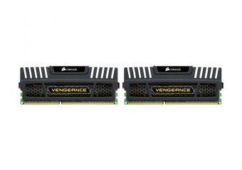 Corsair Vengeance &#45 16GB: 2x8GB &#45 DDR3 &#45 1600MHz &#45 DIMM 240-pin