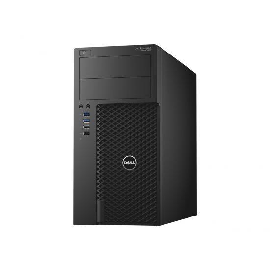 Dell Precision Tower 3620 - MT - Core i7 7700 3.6 GHz - 16 GB - 256 GB