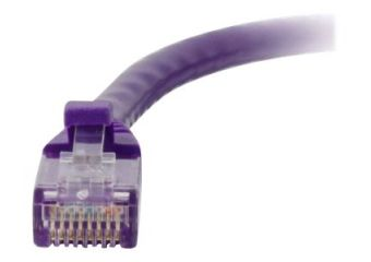 C2G Cat5e Booted Unshielded (UTP) Network Patch Cable