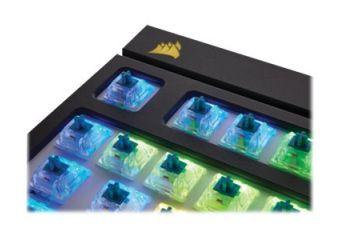 Corsair Gaming STRAFE RGB Cherry MX Silent
