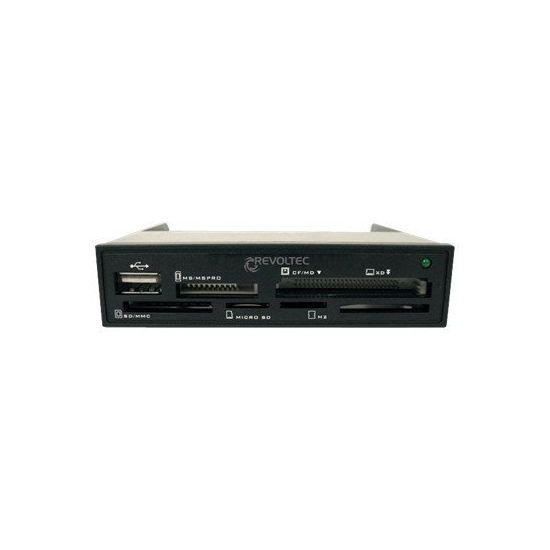 Revoltec Procyon 1.5 - kortlæser - USB 2.0