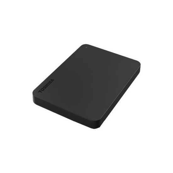 Toshiba Canvio Basics &#45 4TB - USB 3.0 - 10 pin Micro-USB Type B