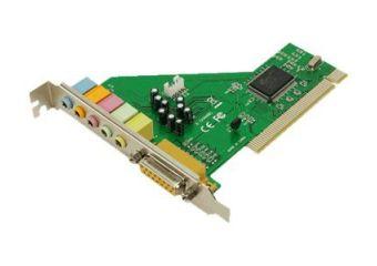 LogiLink PCI Soundcard Dolby 5.1