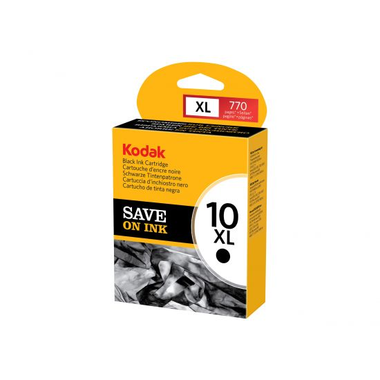 Kodak 10XL - sort - original - blækpatron