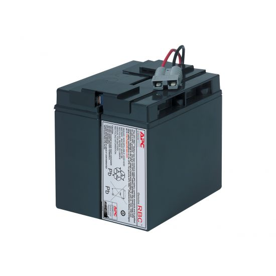 APC Replacement Battery Cartridge #7 - UPS-batteri - Blysyre