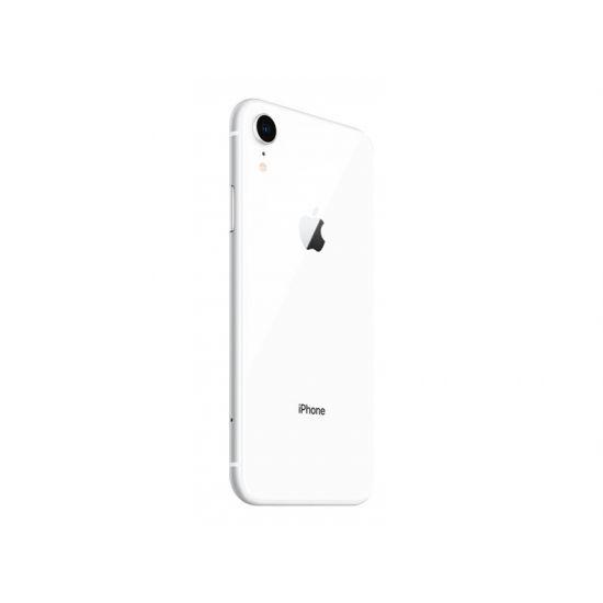 Apple iPhone Xr - hvid - 4G LTE, LTE Advanced - 128 GB - GSM - smartphone