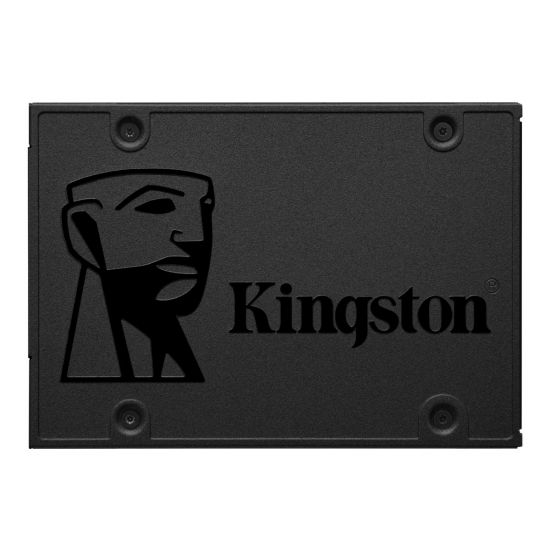 Kingston SSDNow A400 &#45 480GB - SATA 6 Gb/s - 7 pin Serial ATA
