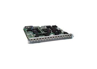 Cisco 16-Port 10 Gigabit Ethernet Copper Module with DFC4