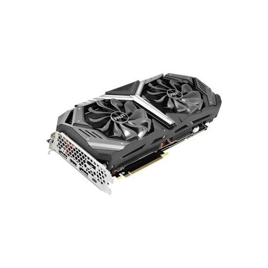 Palit GeForce RTX 2070 GameRock &#45 NVIDIA RTX2070 &#45 8GB GDDR6 - PCI Express 3.0 x16