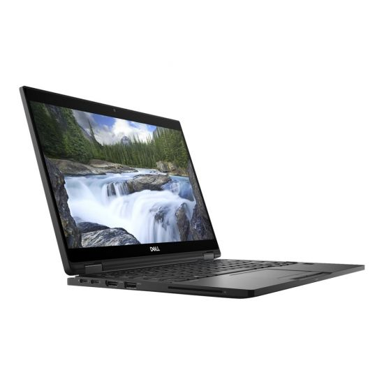 Dell Latitude 7390 2-in-1 - Intel Core i5 (8. Gen) 8250U / 1.6 GHz - 8 GB LPDDR3 - 256 GB SSD - (M.2 2280) - Intel UHD Graphics 620 - 13.3""
