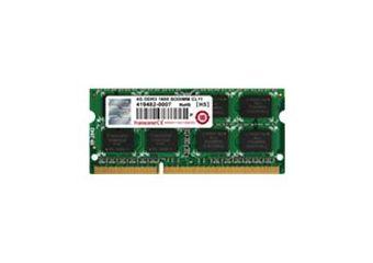 Transcend JetRAM &#45 4GB &#45 DDR3 &#45 1600MHz &#45 SO DIMM 204-PIN