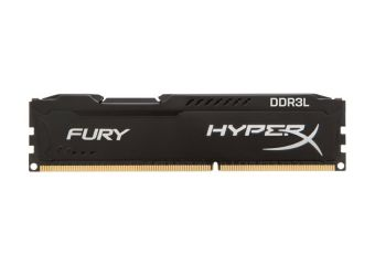 HyperX FURY &#45 8GB &#45 DDR3L &#45 1600MHz &#45 DIMM 240-pin