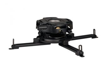 Peerless PRG Precision Gear Projector Mount with Spider Universal Adapter PRG-UNV