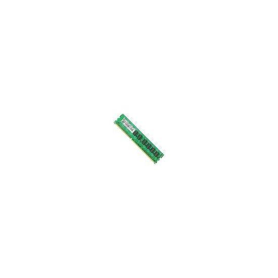Transcend &#45 2GB &#45 DDR3 &#45 1066MHz &#45 DIMM 240-pin - ECC - CL7