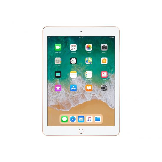 "Apple 9.7-inch iPad Wi-Fi + Cellular - 6. generation - tablet - 128 GB - 9.7"" - 3G, 4G"