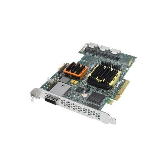 Microsemi Adaptec RAID 51245 - styreenhed til lagring (RAID) - SATA 3Gb/s / SAS - PCIe x8