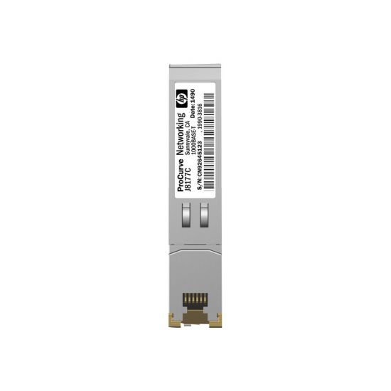 HPE - SFP (mini-GBIC) transceiver modul - GigE