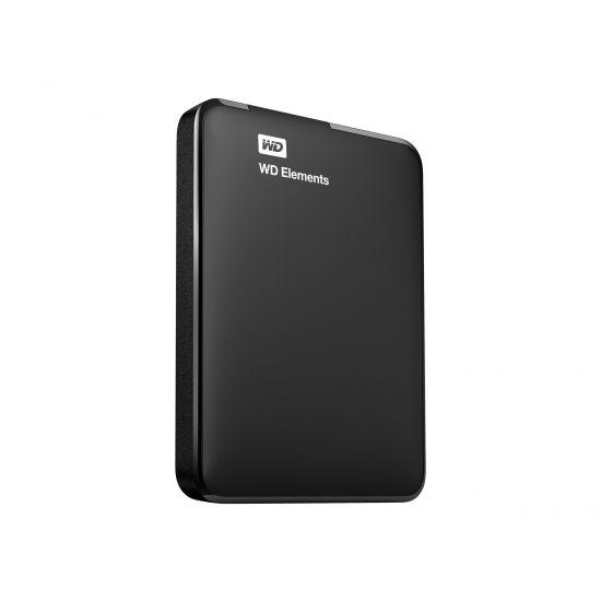 WD Elements Portable WDBU6Y0040BBK &#45 4TB - USB 3.0