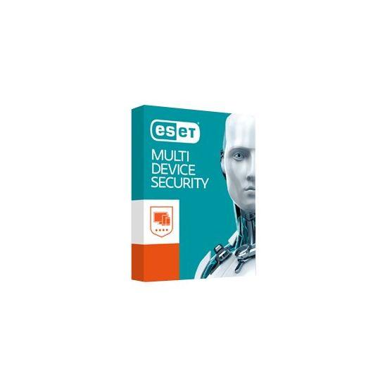 ESET Multi-Device Security - bokspakke (1 år) - 2 brugere