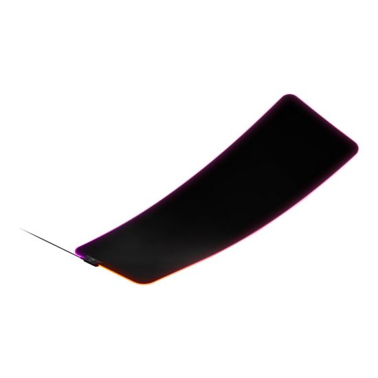 SteelSeries QcK Prism XL - musemåtte med lys
