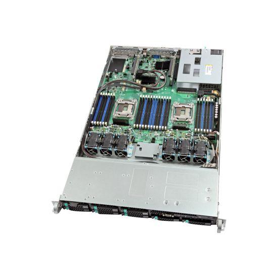 Intel Server System R1208WTTGSR - rack-monterbar - uden CPU - 0 GB - 0 GB