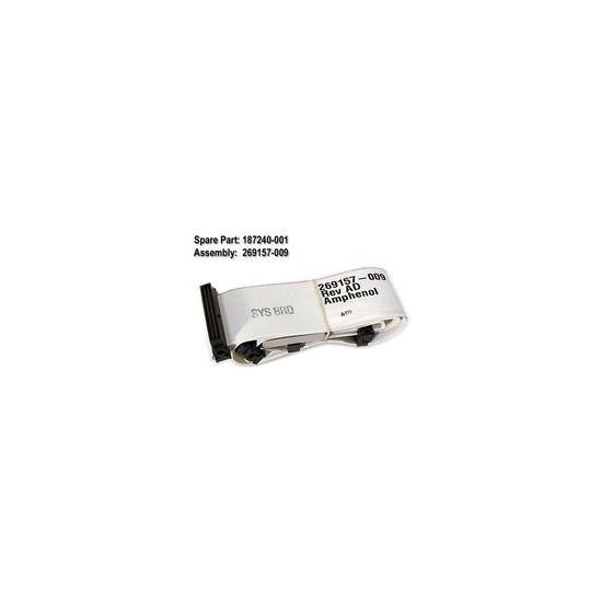 CA,LVD,SD,27'',SCSI W/TRM