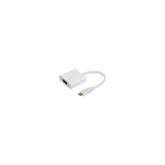 MicroConnect HDMI Mini - VGA adapter - video transformer