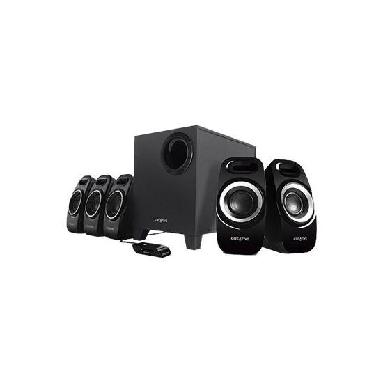 Creative Inspire T6300 - højttalersystem - til PC