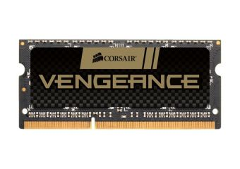 Corsair Vengeance &#45 8GB &#45 DDR3 &#45 1600MHz &#45 SO DIMM 204-PIN